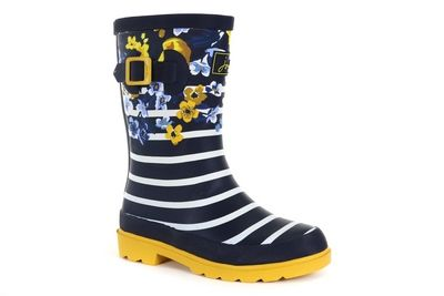 Joules JRN GIRLS WELLY Marine