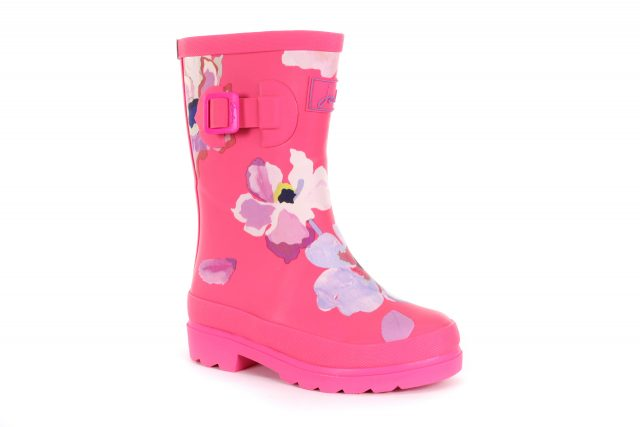 Joules JRN GIRLS WELLY Rose