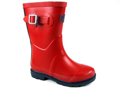 Joules WEELY RED Rouge