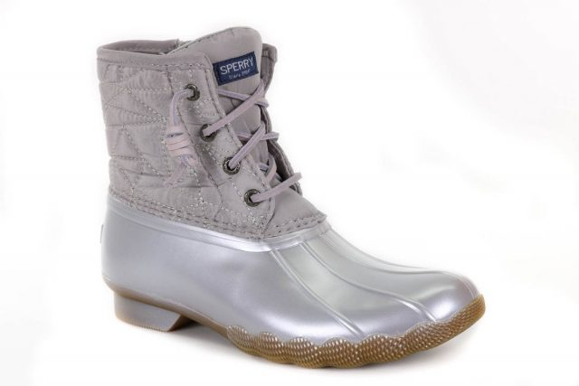 Sperry Top-Sider SALTWATER BOOT Gris