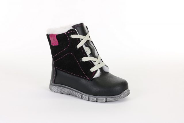 Chaussures Petits Pieds AXEL Noir