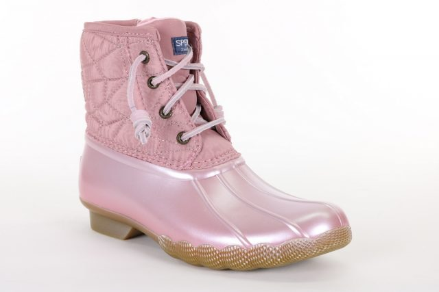 Sperry Top-Sider SALTWATER BOOT Rose