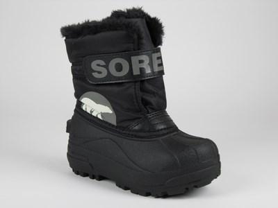 Sorel SNOW COMMANDER Noir