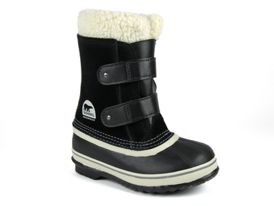 Sorel CHILDRENS 1964 Noir