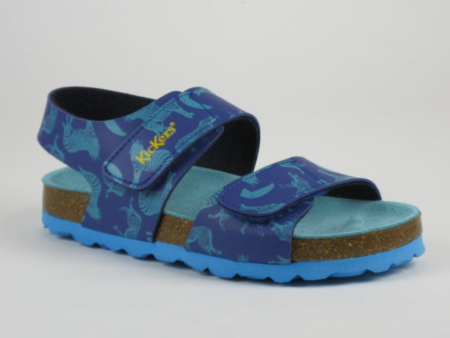 Kickers SUMMERKRO 53 Bleu