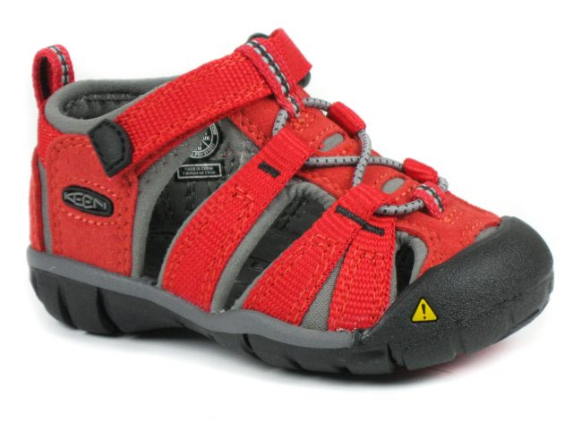 Keen SEACAMP 2 CNX-T Rouge
