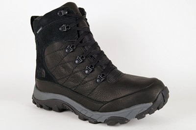 The North Face CHILKAT LEATHER Noir