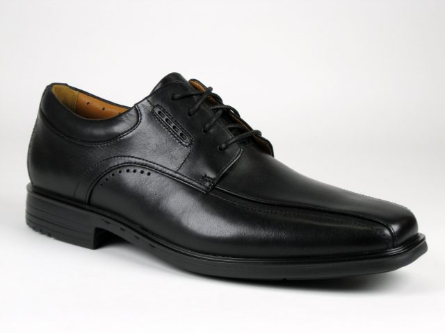 Clarks UN KENNETH WAY Noir