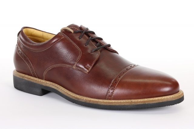 Johnston & Murphy BARLOW CAP TOE Tan