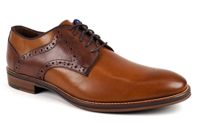 Johnston & Murphy CONARD SADDLE Tan