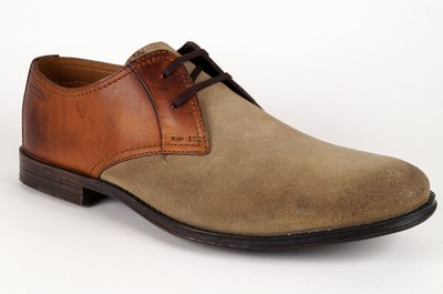 Clarks HAWKLEY WALK Taupe