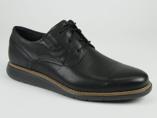 Rockport TMSD PLAIN Noir