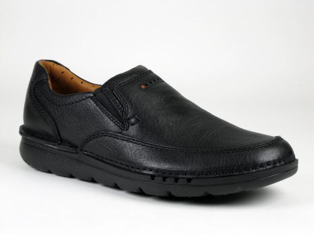 Clarks UN.NATURE EASY Noir
