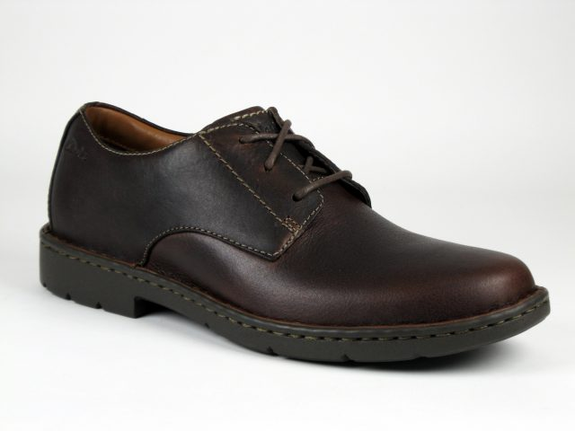 Clarks STRATTON WAY Brun