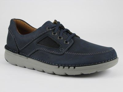 Clarks UN NATURE TIME Marine
