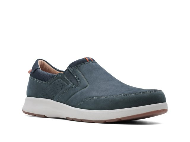 Clarks UN TRAIL STEP Marine