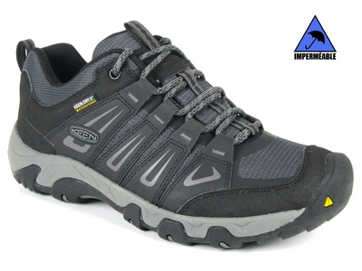 Keen OAKRIDGE WP Gris