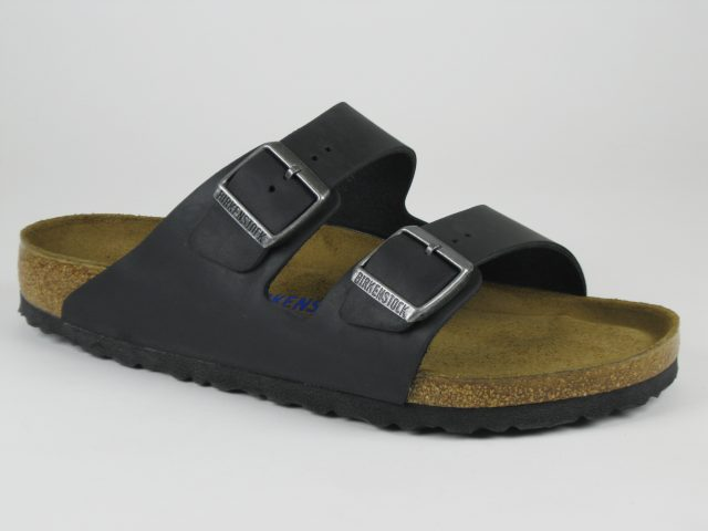 Birkenstock ARIZONA SOFT Noir