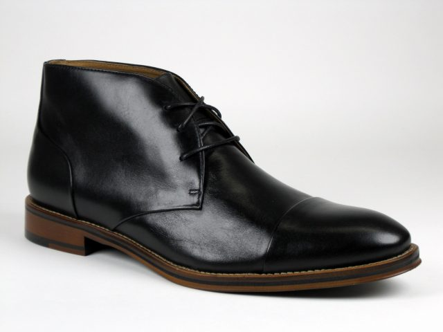 Johnston & Murphy CONARD CHUKKA Noir