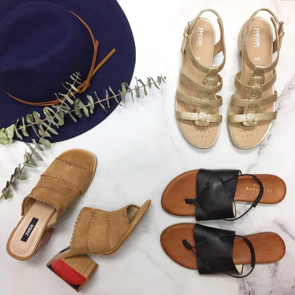 tendances ete 2019 sandales boho chic