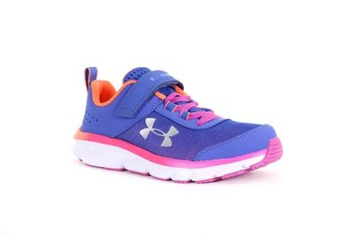 Under Armour ASSERT 8 PS Bleu