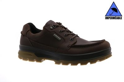 Ecco RUGGED TRACK Brun