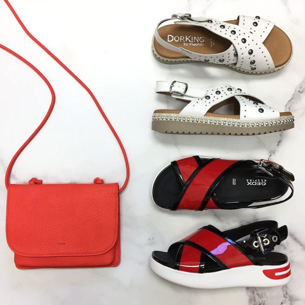 tendances ete 2019 sandales semelles compensees
