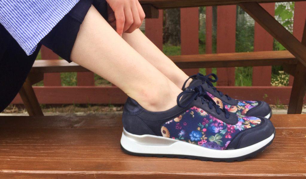 Chaussures orthopediques femmes Waldlaufer