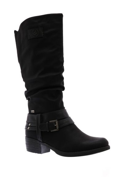 Rieker 93158-00 Noir