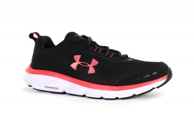 Under Armour CHARGED ASSERT Noir