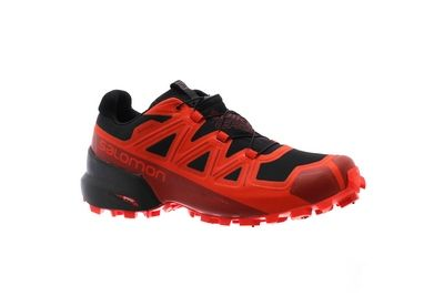Salomon SPIKECROSS 5 Rouge