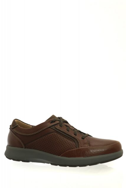 Clarks UN TRAIL FORM Brun