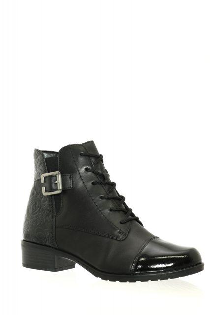 Remonte D6875-01 Noir