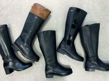 Les bottes pour mollets forts : trucs et conseils pour bien les choisir