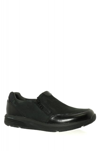Rockport TS W SIDE ZIP Noir