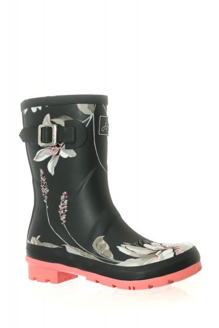 Joules WELLIES MID Anthracite