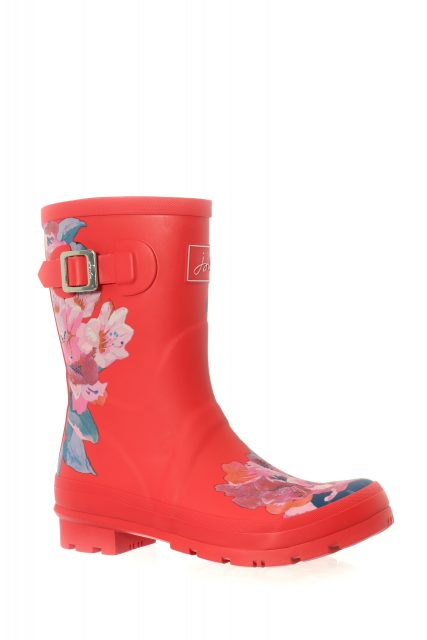 Joules WELLIES MID Rose