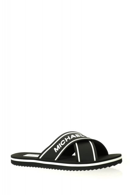 Michael Kors SPARROW SLIDE Noir