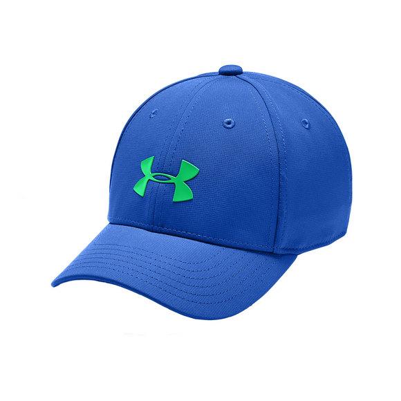 Under Armour Y BASELINE CAP Bleu