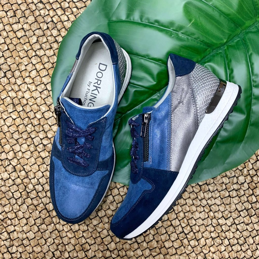 Chaussures sneakers Dorking pour femmes