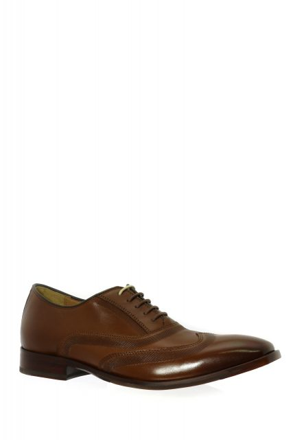 Johnston & Murphy MCCLAIN WINGTIP Tan