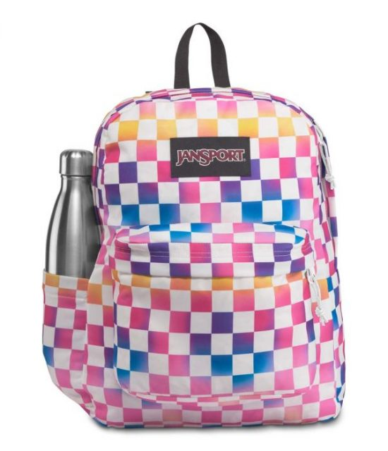 JanSport SUPERBREAK PLUS Multicolore