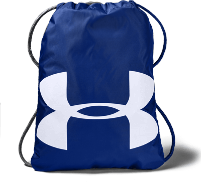 Under Armour OZSEE SACKPACK Bleu