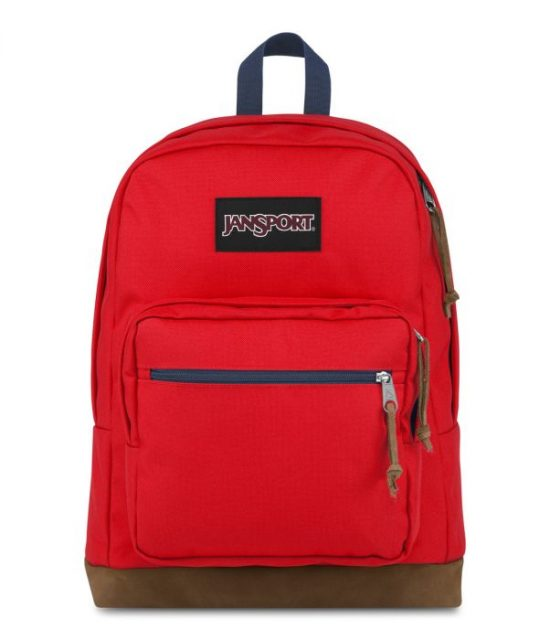 JanSport RIGHT PACK Rouge