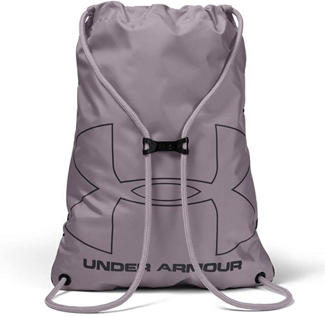 Under Armour OZSEE SACKPACK Mauve