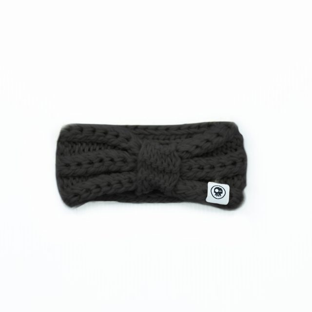 Headster Kids GIRLY HEADBAND Noir