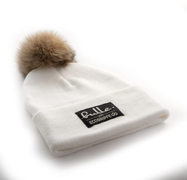 Bulle. TUQUES Blanc