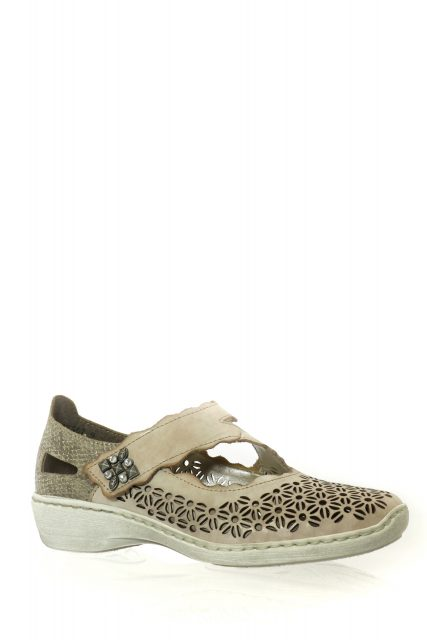 Rieker 413G4-42 Taupe