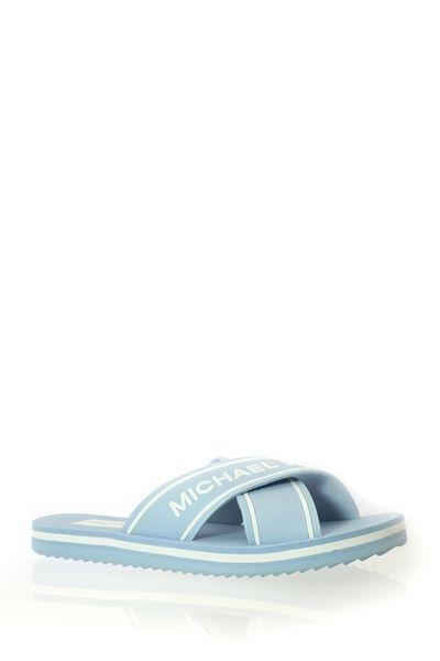 Michael Kors SPARROW SLIDE Bleu