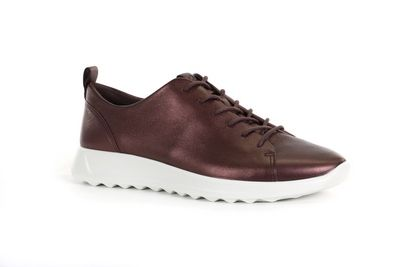 Ecco FLEXURE RUNNER Bordeaux